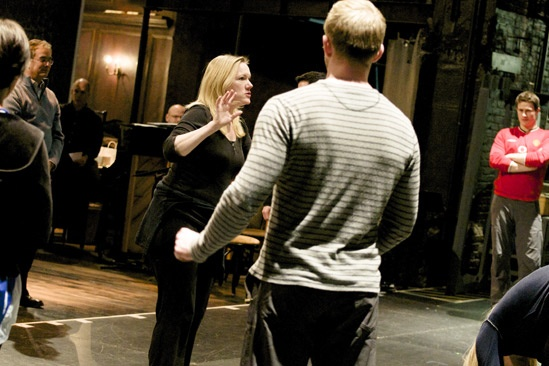 Anything Goes in Rehearsal – Kathleen Marshall