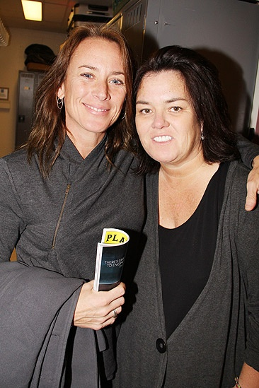 Rosie O'Donnell Visits Spider-Man, Turn off the Dark – Tracy Kachtick-Anders – Rosie O'Donnell