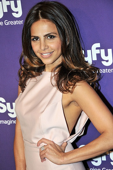 Syfy Stars at <i>Spider-Man, Turn off the Dark</i> - Azita Ghanizada