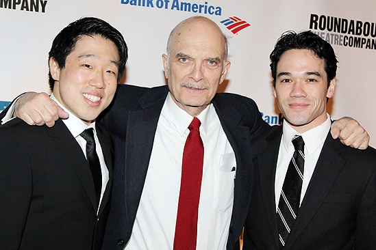 Anything Goes Opening Night – Raymond J. Lee – Walter Charles – Andrew Cao