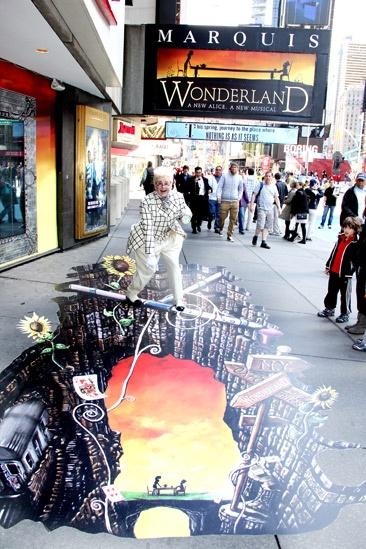 Down the Wonderland 3D Rabbit Hole – Edward Staudenmayer