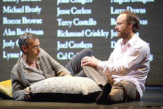 Show Photos - The Normal Heart - Joe Mantello - John Benjamin Hickey