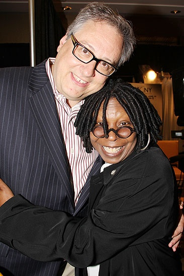 Tony Brunch  - Douglas Carter Beane - Whoopi Goldberg