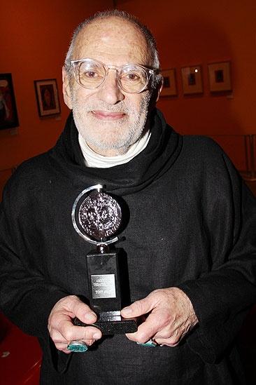 2011 Tony Awards Winner Circle – Larry Kramer