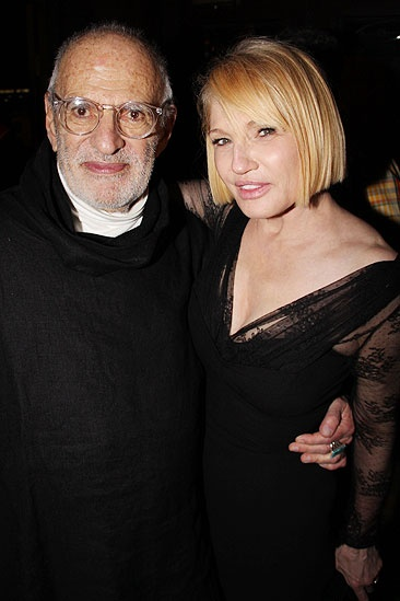 Tony Ball '11 - Larry Kramer - Ellen Barkin