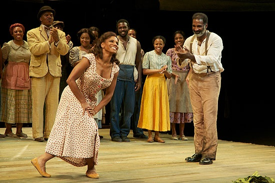 Porgy and Bess A.R.T - Audra McDonald - Norm Lewis