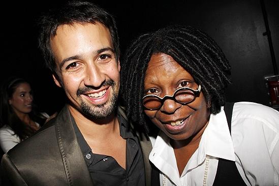 Artios Award – Lin-Manuel Miranda – Whoopi Goldberg