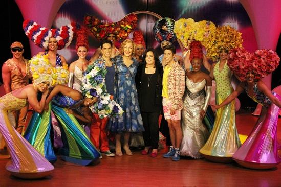Rosie Show - cast