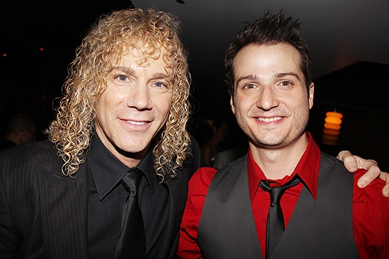 Memphis national tour launch – David Bryan – Bryan Fenkart