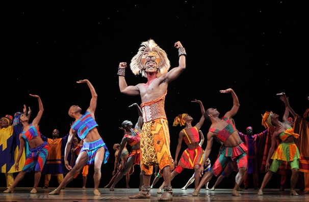 Show Photos - The Lion King - cast