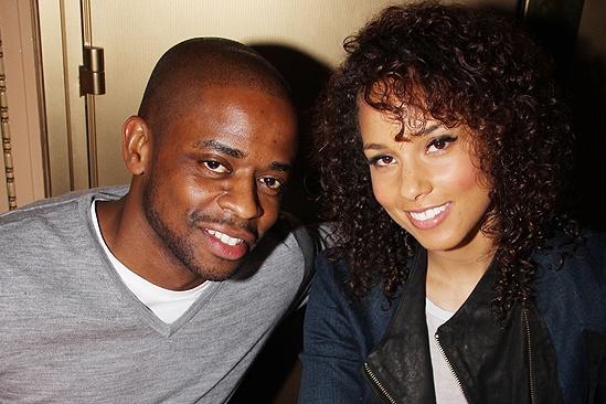 <i>Stick Fly</i> Poster Signing – Dulé Hill – Alicia Keys