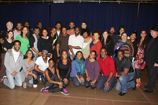 Porgy and Bess – company of Porgy and Bess