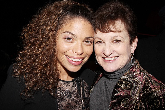 Miraculous Broadway Com Photo 28 Of 43 Its A Family Affair For Alicia Hairstyles For Men Maxibearus