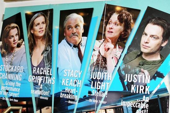 Other Desert Cities- Rachel Griffiths, Stockard Channing, Stacy Keach, Judith Light and Justin Kirk