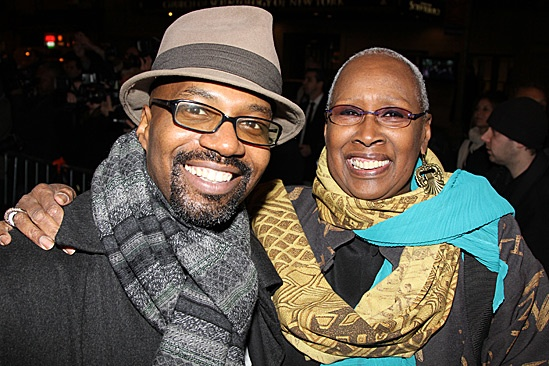 Porgy and Bess- Ronald K. Brown and Judith Jamison