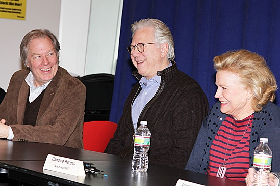 The Best Man – Press Conference – Michael McKean – John Larroquette – Candice Bergen