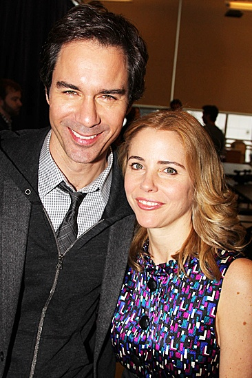 The Best Man – Press Conference – Eric McCormack – Kerry Butler