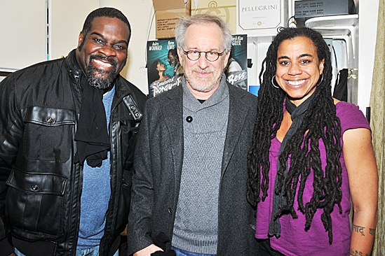 Porgy and Bess- Steven Spielberg, Phillip Boykin and Suzan-Lori Parks