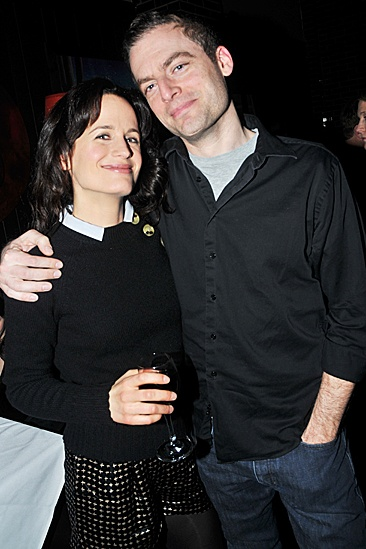 How I Learned to Drive Opening Night – Elizabeth Reaser – Justin Kirk