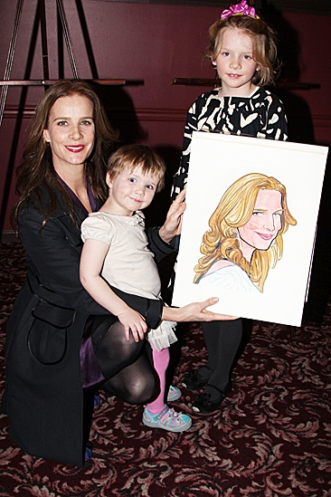 Other Desert Cities- Rachel Griffiths, Clementine Grace and Adelaide Rose