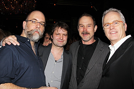 Carrie - David Zinn, Sven Ortel, Kevin Adams, and Jonathan Deans