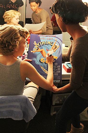 Anything Goes – Sutton's Last Show – Sutton Foster – Kearren Giovanni