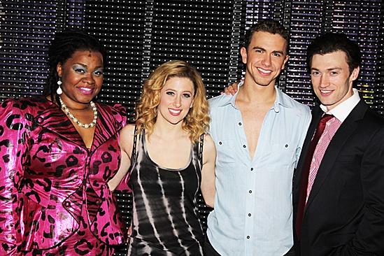 Ghost First Broadway Preview – Da'Vine Joy Randolph – Caissie Levy – Richard