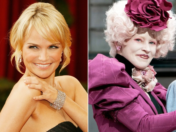 Hunger Games Casting - Kristin Chenoweth