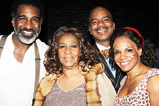 Porgy and Bess- Aretha Franklin, Norm Lewis, David Alan Grier and Audra McDonald