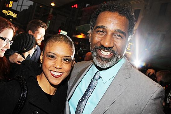 The Best Man – Opening Night – Donna Jarrett - Norm Lewis