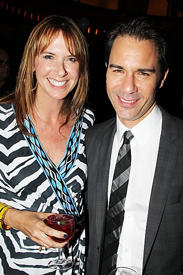 The Best Man – Opening Night – Eric McCormack – Janet Holden