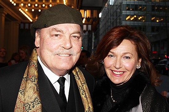 End of the Rainbow - Opening - Stacy Keach and Malgosia Tomassi