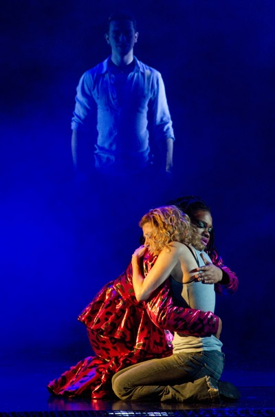 Show Photos - Ghost - Richard Fleeshman - Da'Vine Joy Randolph - Caissie Levy