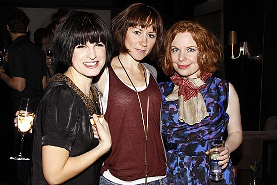 One Man, Two Guvnors Toasts First Broadway Preview – Jemima Rooper – Claire Lams – Suzie Toase