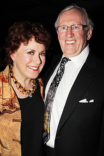 Nice Work If You Can Get It – Opening Night -  Judy Kaye – Len Cariou