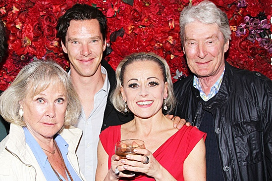 End of the Rainbow- Wanda Ventham- Benedict Cumberbatch- Tracie Bennett -Timothy Carlton