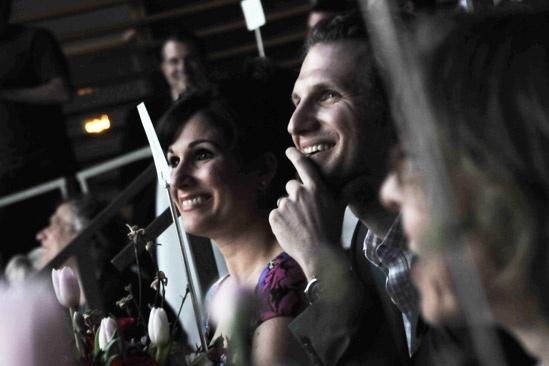 2012 Audience Choice Awards – Ceremony Photos – Stephanie J. Block – Sebastian Arcelus