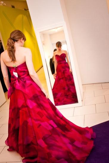 Celia Keenan-Bolger Tony Dress Hunt 2012 - Celia Keenan-Bolger
