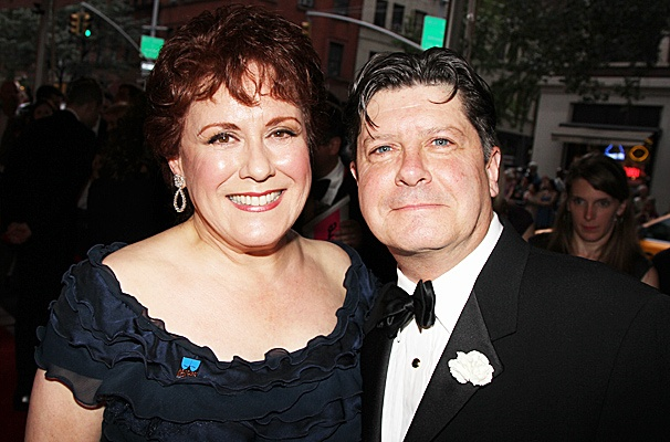 2012 Tony Award Best Pairs- Judy Kaye- Michael McGrath