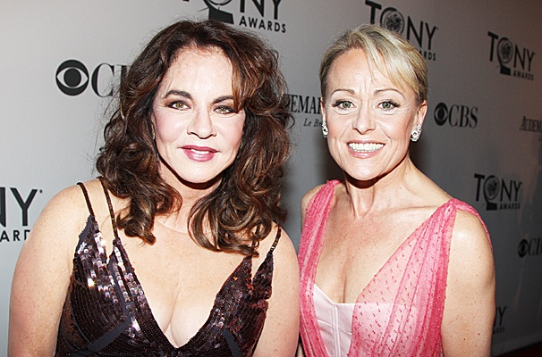 2012 Tony Award Best Pairs- Stockard Channing- Tracie Bennett