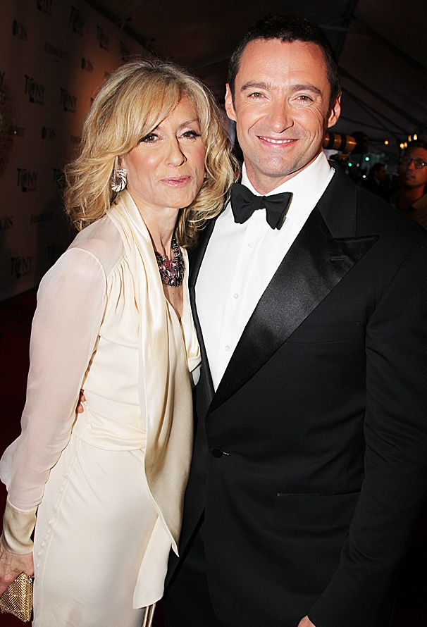 2012 Tony Award Best Pairs-Judith Light- Hugh Jackman