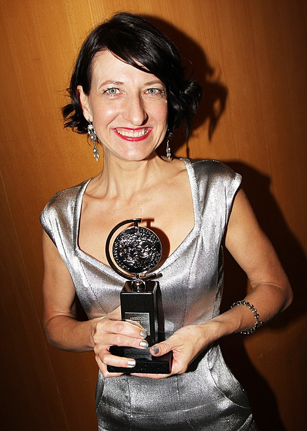 2012 Tony Awards Winner's Circle –Donyale Werle