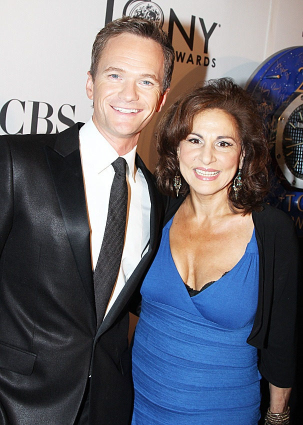 2012 Tony Awards – Extras – Neil Patrick Harris - Kathy Najimy