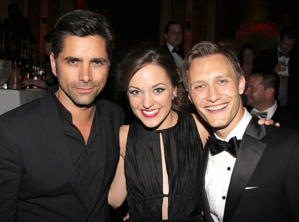 2012 Tony Ball – John Stamos – Laura Osnes – Nathan Johnson