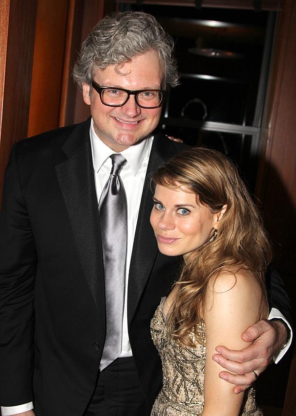 2012 Tony Awards – O&M After Party – John Ellison Conlee - Celia Keenan-Bolger
