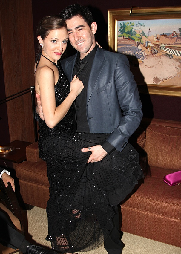 2012 Tony Awards – O&M After Party – Laura Osnes – Max Crumm