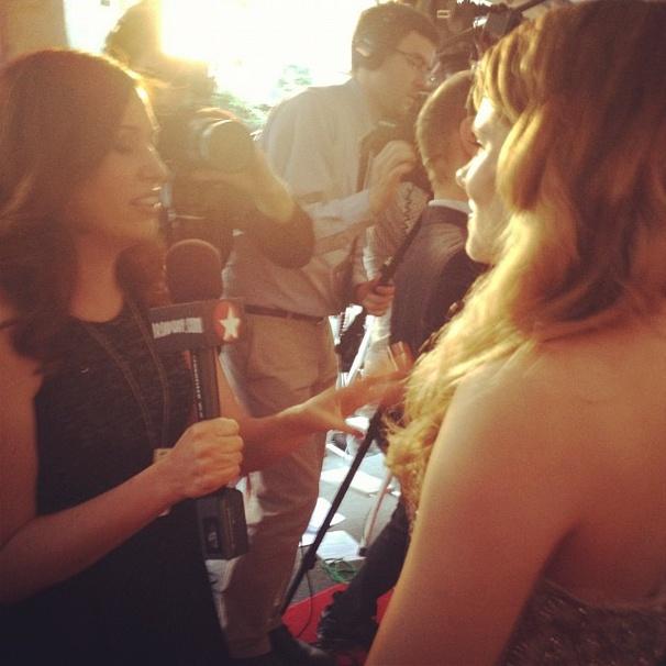 2012 Tony Awards Instagram Snapshots – Beth Stevens - Celia Keenan-Bolger