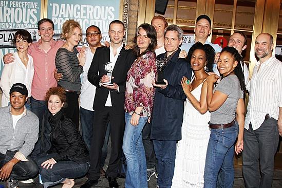Clybourne Tony Award toast –