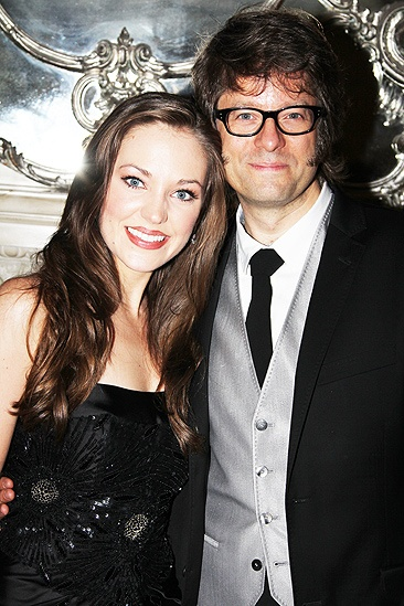 Laura Osnes at the Carlyle - Laura Osnes- Fred Lassen