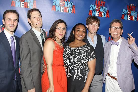 The Last Smoker in America- Andy Sanberg- John Bolton- Farah Alvin- Natalie Venetia Belcon – Jake Boyd- Bill Russell